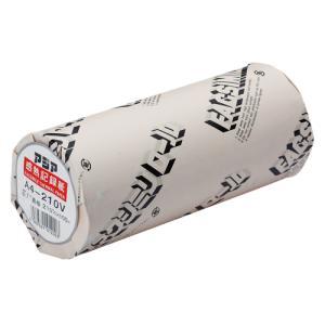 アジア原紙 感熱記録紙(FAX用) 超高感度品 A4 (A4-210V) ecjoyecj23