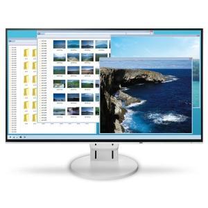 EIZO FlexScan 23.8型 カラー液晶モニター ホワイト EV2451-WT(EV2451-WT) ecjoyecj23