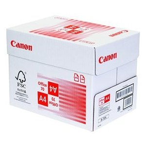 CANON PPC Office70 A4 500枚×5冊/箱 (7674A008)|ecjoyecj23