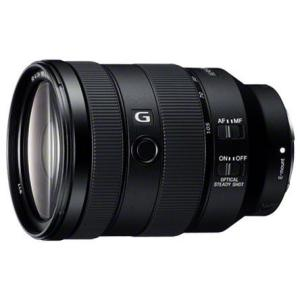 ソニー <α>標準ズームレンズ FE 24-105mm F4 G OSS(14群17枚/Eマウント)...