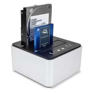 OWC Drive Dock: Thunderbolt 2 + USB3 Dual Drive Bay Solution(OWCTB2U3DKR2)|ecjoyecj23