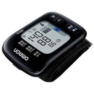 オムロン HEM-6232T 手首式血圧計 黒(HEM-6232T) ecjoyecj23