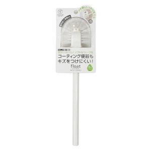 トイレブラシ 替え用 単品 /フロート アイボリーの商品画像 ナビ