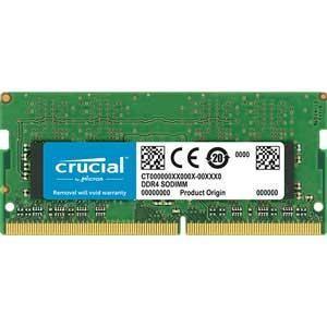 Crucial PC4-25600  DDR4-3200 260pin SODIMM 16GB CT16G4SFD832A B