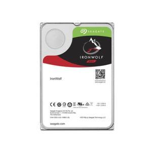 シーゲイト IronWolf NAS HDD(Helium)3.5inch SATA 6Gb/s 10TB 7200RPM 256MB(ST10000VN0008)|ecjoyecj23