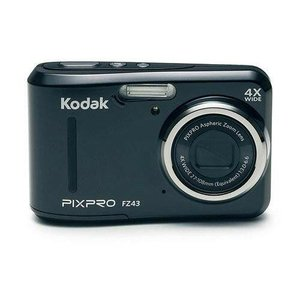 Kodak  PIXPRO コンパクトデジタルカメラ ブラック(FZ43BK) ecjoyecj23