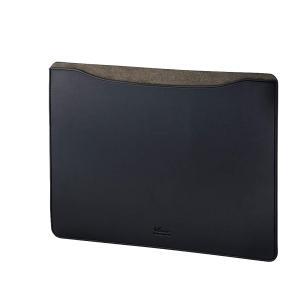 エレコム BM-IBSVM1913BK レザーケース/MacBook Air13inch 2019年モデル/MacBook Pr...|ecjoyecj23