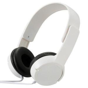 ステレオヘッドホン(ホワイト) HP-H125N-W ecjoyecj23