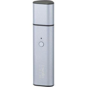 超音波ウォッシャー(ホーン直径φ8mm/USB急速充電/シルバー) KAJ-SUL-V ecjoyecj23