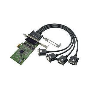 RATOC 4ポート RS-232C・デジタルI/O PCI Expressボード REX-PE64D (REX-PE64D) ecjoyecj24