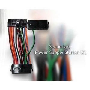LIAN LI Lian Li PC電源連動起動ケーブル Secondary Power Supply Startet Kit ecjoyecj24
