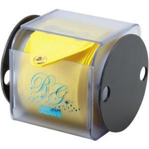 ササキ リボンケース 品番:M756 カラー:ブラック/ターコイズブルー(B/TQBU)