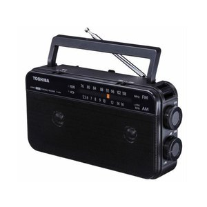 東芝 TY-AR55K FM/AM ステレオラジオ(ブラック)(TY-AR55K)|ecjoyecj24