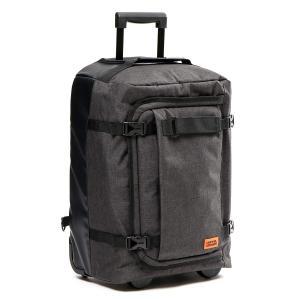 DOPPELGANGER(ドッペルギャンガー) フォルダブルスーツケース 【本体容量40L】 折りたためる2WAY  メッシュインナーバッグx2付属 DCB471-GY|ecjoyecj24