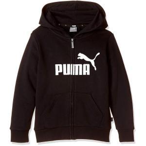 プーマ / スウェット / (セール)PUMA(プーマ)ジュニアスポーツウェア スウェット ESS フーデッドスウェットジャケット 85367601 ボーイズ ブラックの商品画像|ナビ