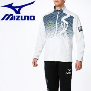 N-XT ウォームアップジャケット 32JC021001 サイズ:XS ecjoyecj24