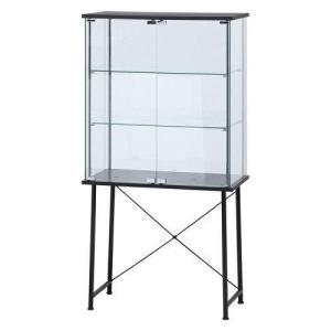不二貿易 ガラスコレクションボード ワイド BK 型番:TMG-G144 BK 色:BLACK|ecjoyecj24