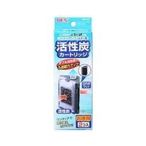 ジェックス コーナーパワーフィルター用活性炭カ...の関連商品4