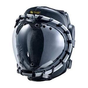 マーシャルワールドジャパン HGKP3-L-BK K-プロテクターヘッドガード 大人用 黒の商品画像|ナビ