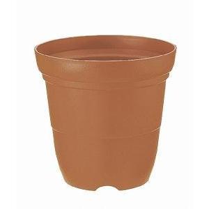 リッチェル カラーバリエ長鉢5号 ブラウンの関連商品1