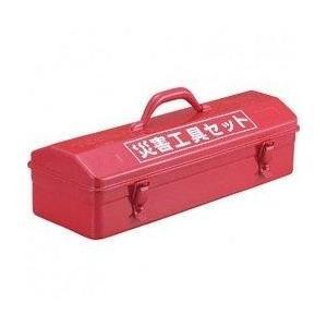 トラスコナカヤマ TRUSCO 災害工具セット用ツールボックス TRCC