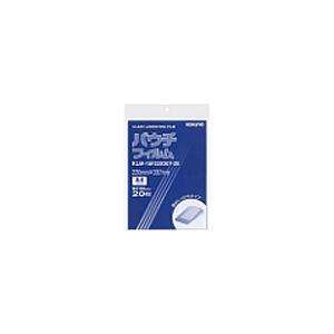 コクヨ パウチフィルム(150μm)B4サイズ用267X375mm20枚 (KLM-15F267375-20N)|ecjoyecj26
