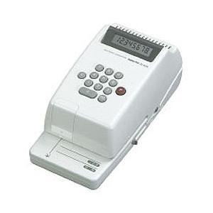 コクヨ 電子チェックライターIS-E20 印字桁数8桁 (IS-E20)|ecjoyecj26