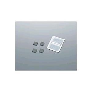 コクヨ 耐震ゲルベース20x20mm4枚アルコールパッド2枚付き (EAS-TS10)|ecjoyecj26