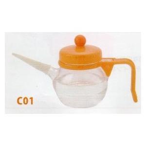 幸和製作所 テイコブ吸い飲み オレンジ C01