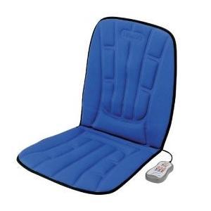 ツインバード工業 シートマッサージャー EM-2537BL 色:ブルー|ecjoyecj26
