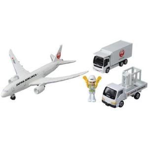タカラトミー 787エアポートセット(JAL)