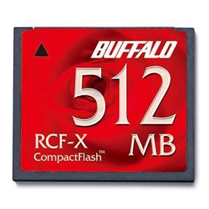 バッファロー RCF-X512MY コンパクトフラッシュ 512MB 「RCF-Xシリーズ」(RCF-X512MY) ecjoyecj26