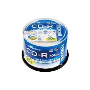 マクセル データ用CD-R700MB2-48倍速 (CDR700SWP50SP) ecjoyecj26
