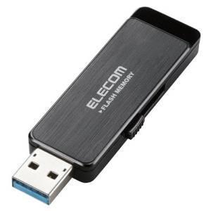 エレコム USBフラッシュ/16GB/AESセキュリティ機能付/ブラック/USB3.0(MF-ENU3A16GBK) ecjoyecj26