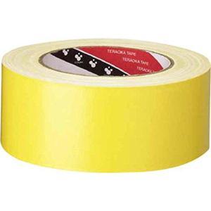 寺岡製作所 TERAOKA カラーオリーブテープ NO.145 黄 50mmX25M 145Y50X25|ecjoyecj26
