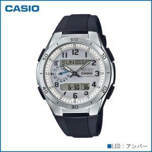 CASIO(カシオ) CASIO カシオ wave ceptor ソーラーコンビネーション WVA-M650-7AJF 腕時計/電波/男性用/紳士用|ecjoyecj26