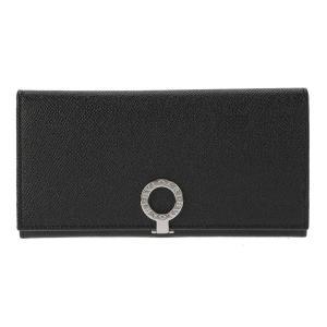 BVLGARI ブルガリ 60サイズ 30412-BLK 長財布