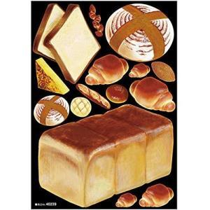 のぼり屋工房 デコシールA4サイズ 食パン アクリル 40239 (1389748)|ecjoyecj26