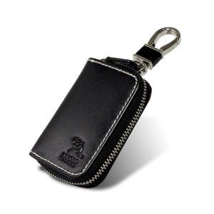 ARNOLD PALMER(アーノルドパーマー) Arnold Palmer アーノルドパーマー 牛革 スマートキーケース メンズ ギフト 4AP3284 黒(BK) (1511686)|ecjoyecj26