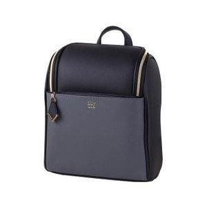 Lily ミニリュックサック Bag-Lily-M01 ブラック×グレー (1605390)|ecjoyecj26