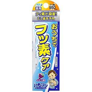 丹平製薬 ハモリン コートジェルハミガキ ぶどう味 30g|ecjoyecj27