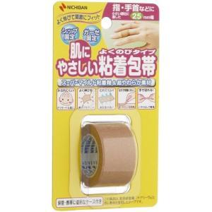 ニチバン 肌にやさしい粘着包帯 指・手首など 25mm幅|ecjoyecj27