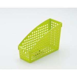 イノマタ化学 ストックスタンド/ブック/マガジン A4 グリーン サイズ:10.4×27.8×高さ17.8cm|ecjoyecj27
