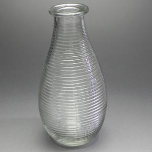 フラワーベース ボーダー(花瓶) サイズ:高さ約14.5cm|ecjoyecj27