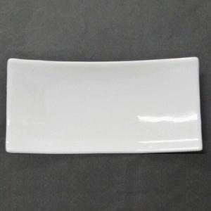 ブランカ 長角皿 サイズ:約17.5x9xH1.5cm(陶器)|ecjoyecj27