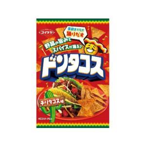湖池屋 ドンタコス チリタコス味 58g【単品】