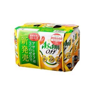 アサヒビール アサヒ オフ 350ml×6の商品画像