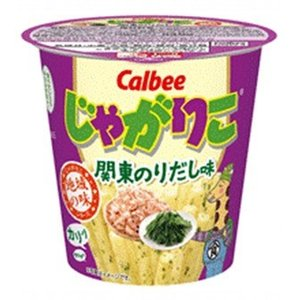 カルビー じゃがりこ関東のりだし味 52g【単品】