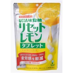 UHA味覚糖 リセットレモンキャンディ 112g