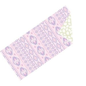 ASKA TOWEL(アスカタオル) オルテガ_400X900 (ASK2SPORG) [色 : ピンク]
